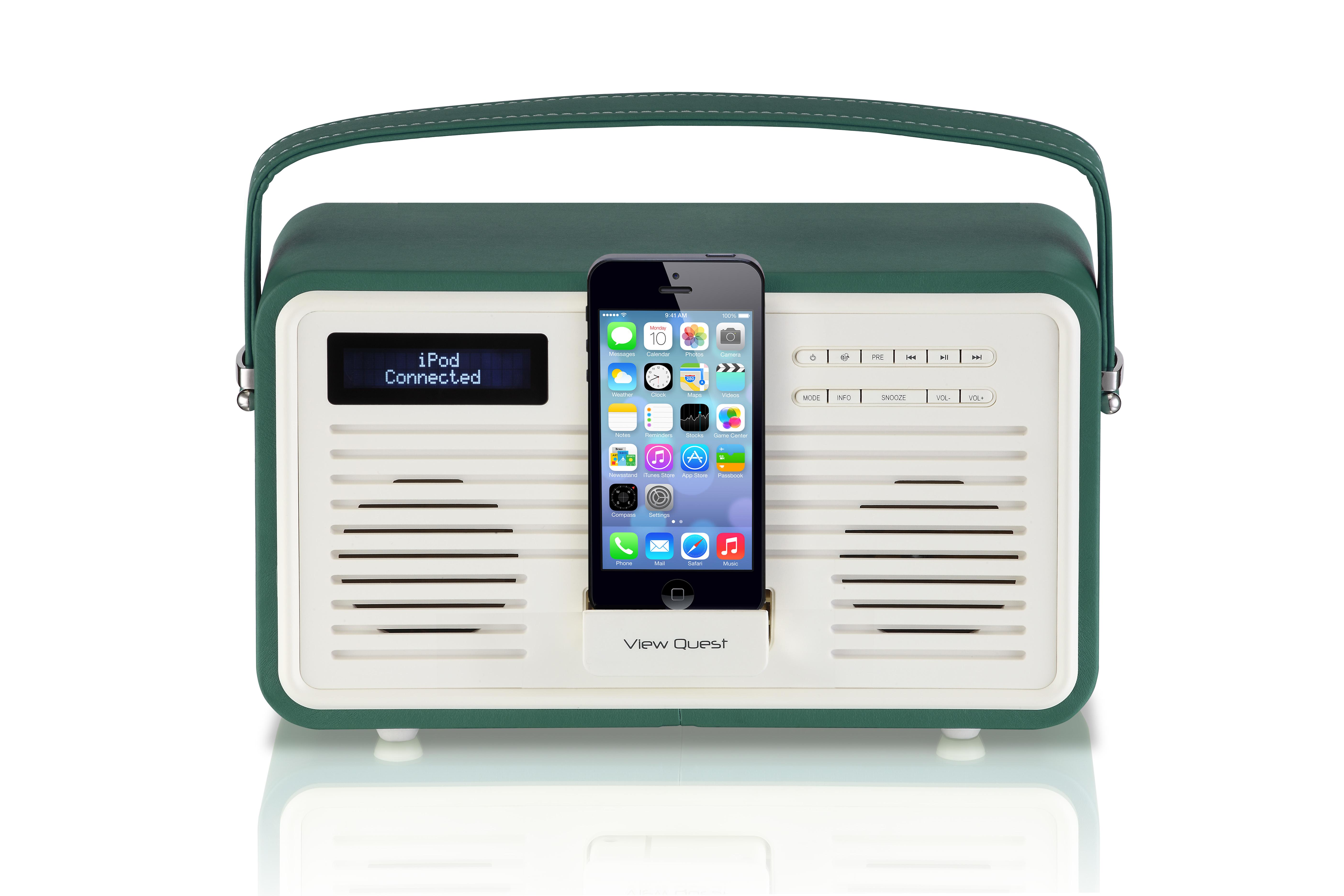 Retro Kitchen Radio ~ apollon.us