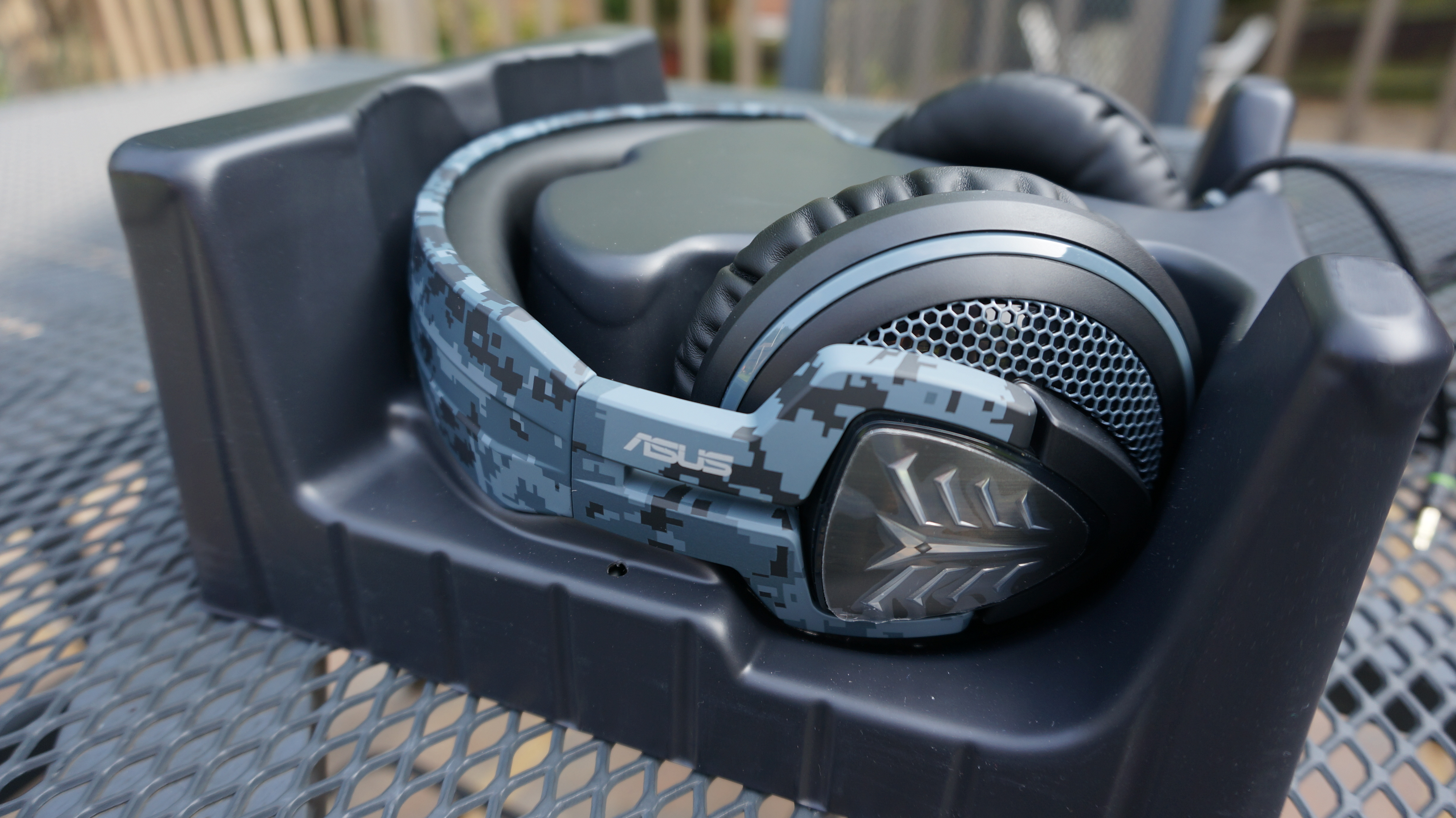 Asus Echilon Gaming Headset Review Technuovo Com