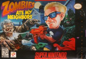 zombies ate my neighbours box art 1