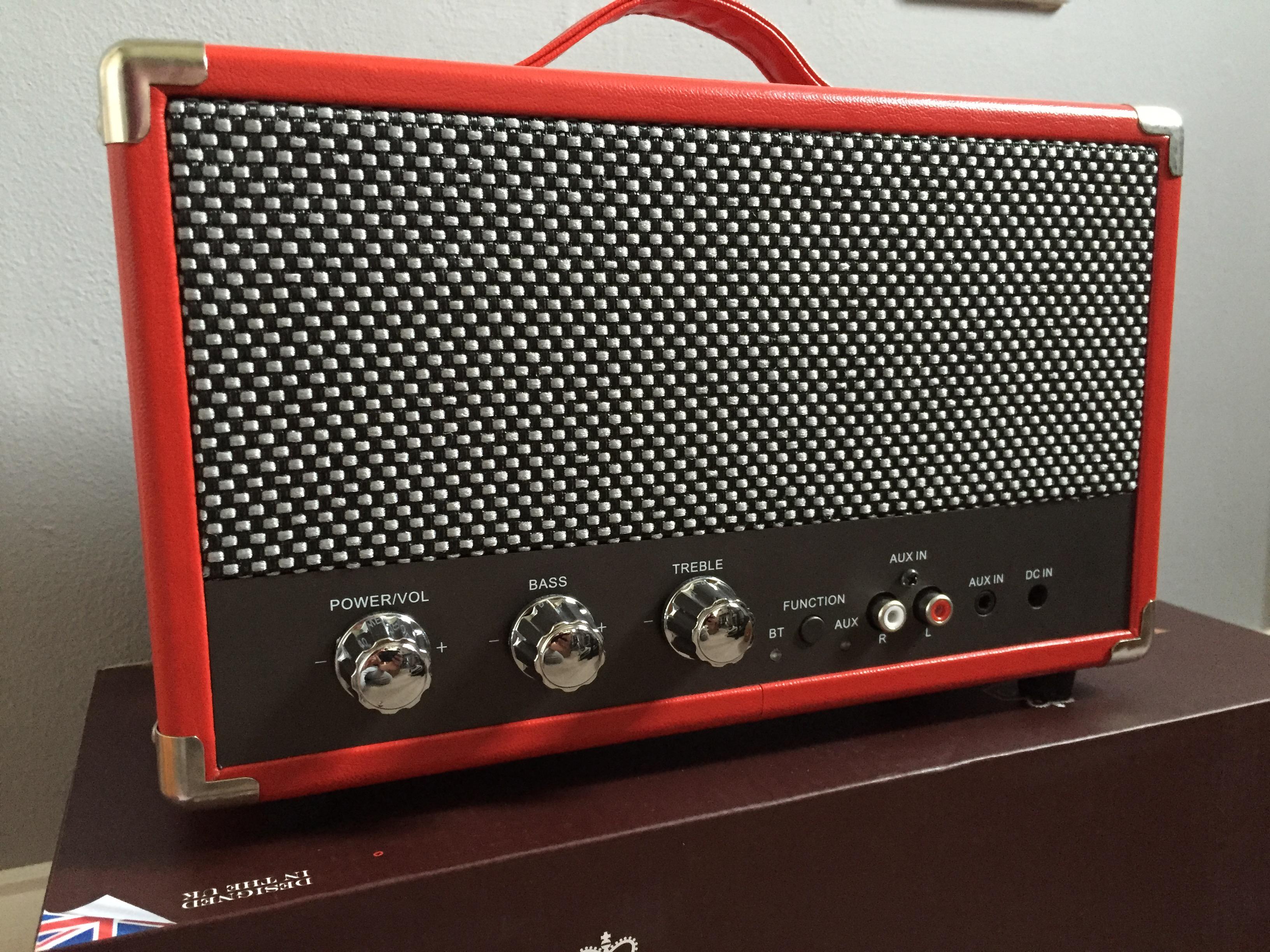 GPO Westwood Retro Speaker Review    TechNuovo.com 9d6a186b3362d