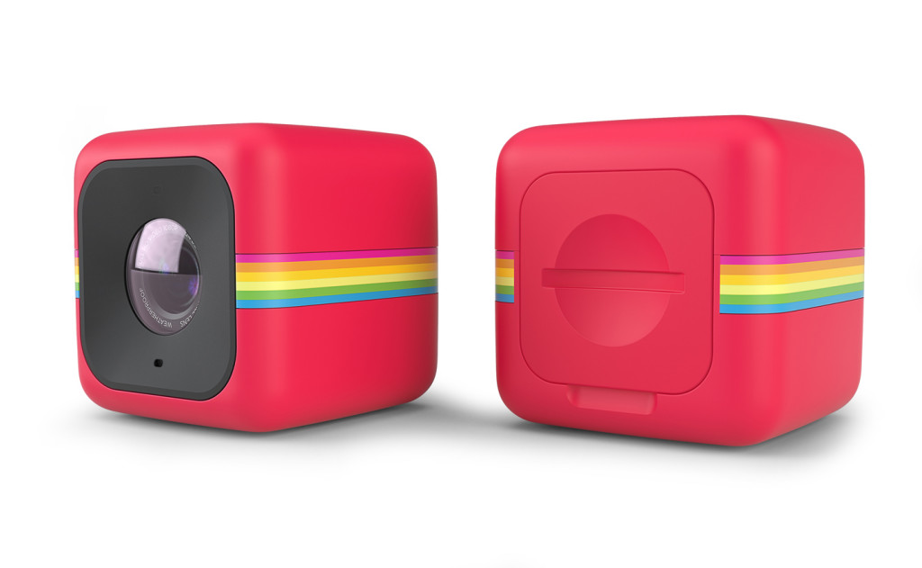 polaroid cube plus 3