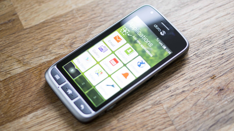 doro smartphone liberto 820 mini