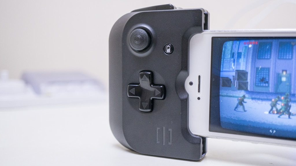 gamevice iphone pad 5