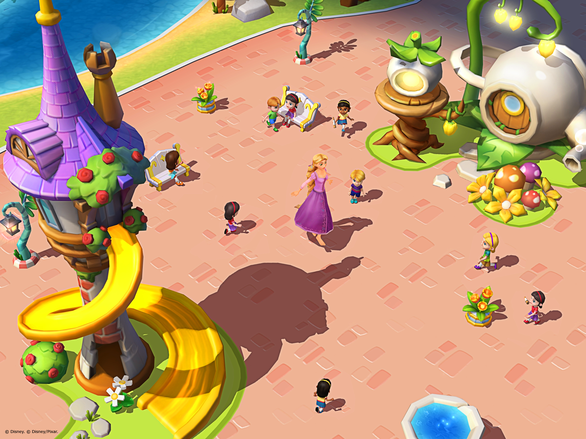 Disney Magic Kingdoms Launches Today Technuovo Com