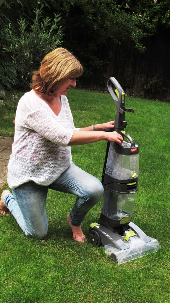 vax dual power pro carpet cleaner 3