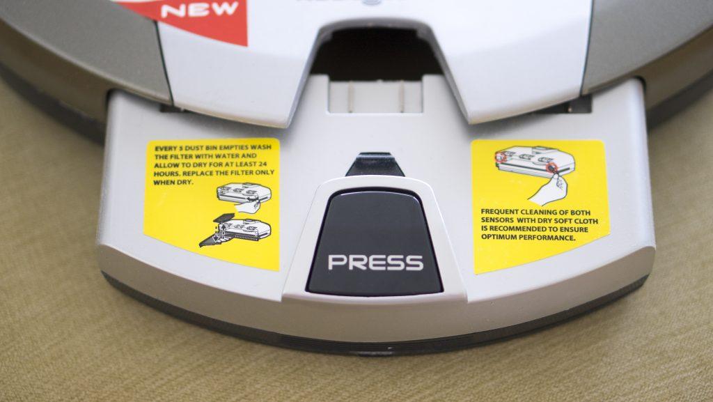 hoover robocom 3 vacuum cleaner 4