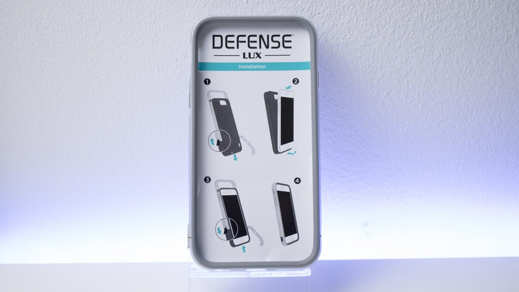 x-doria defence lux iphone case 1