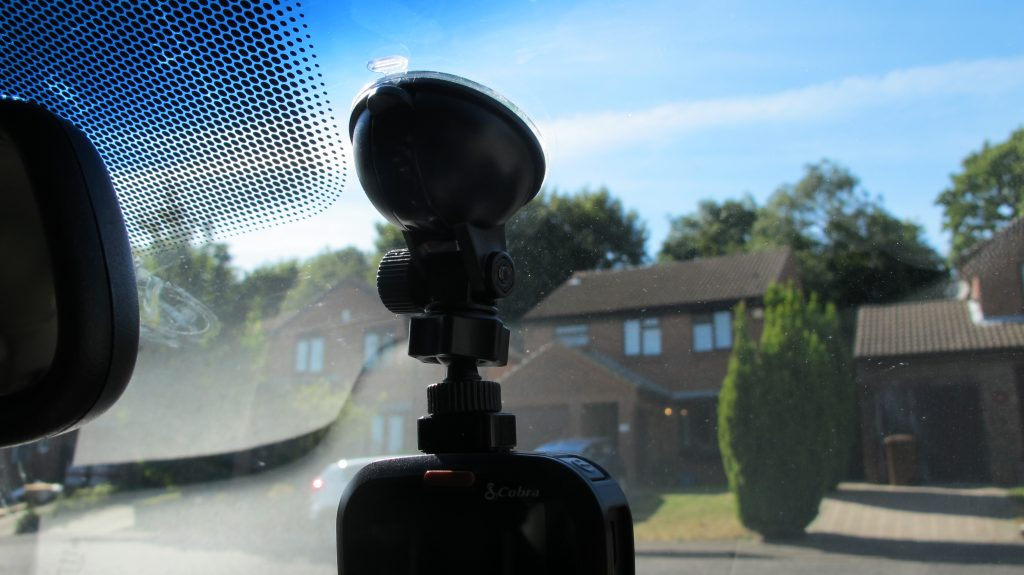 cobra driveHD dash cam 2