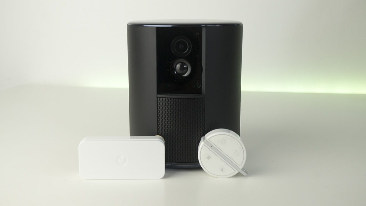 Somfy one all in one camera system review - Camera exterieure somfy ...