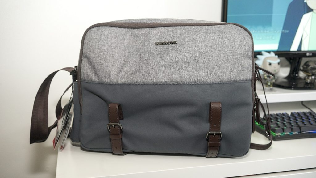 Manfrotto Windsor Reporter Bag Review
