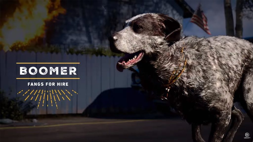 boomer dog farcry 5 1