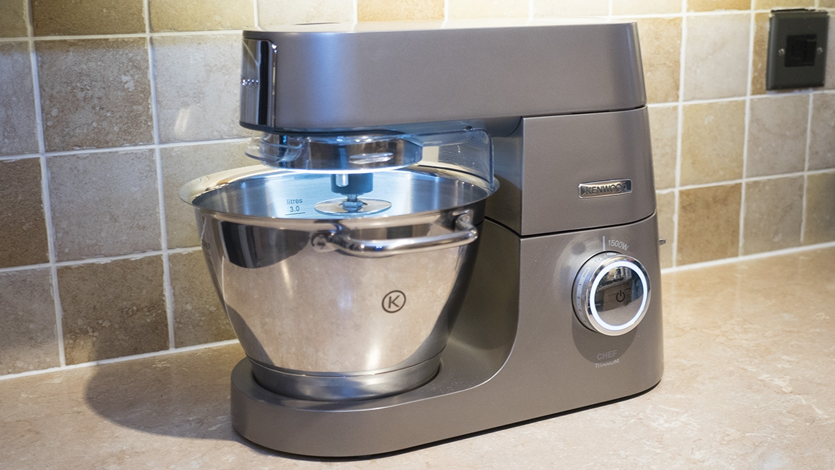 Can I Make A Cake In A Kenwood Chef