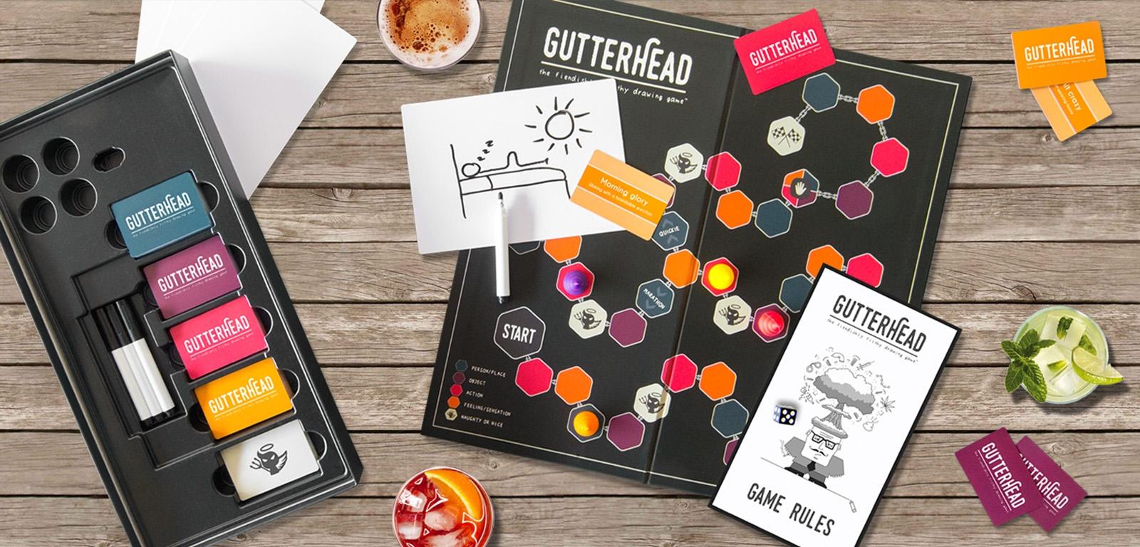 Gutterhead Board Game Review // TechNuovo.com