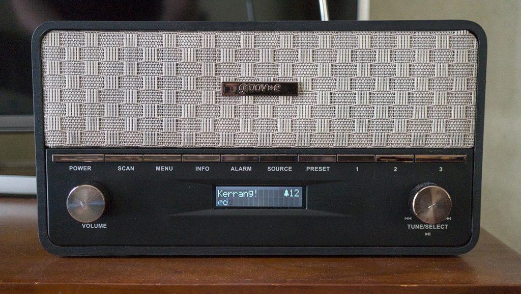 groov-e encore dab radio