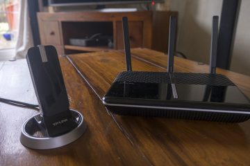 tplink Archer C2300 router