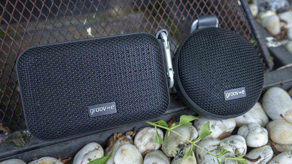 Groov-e Wave speaker 1