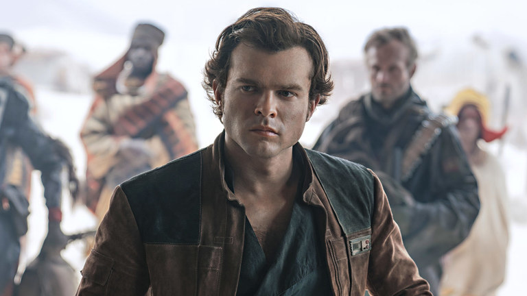 han solo: A star wars story 4