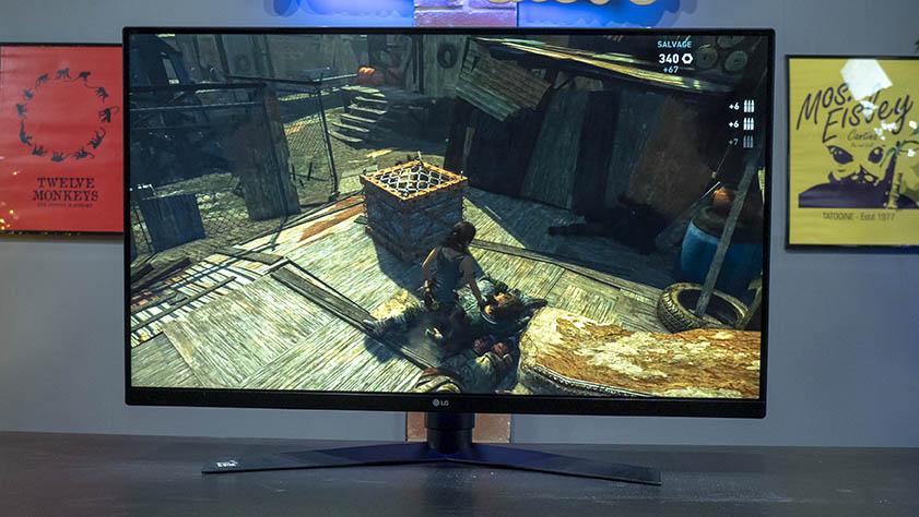 LG 32GK850 gaming monitor