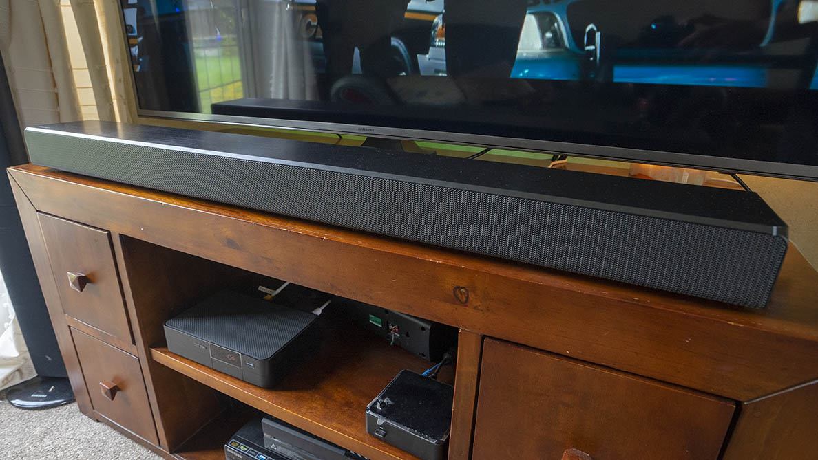 Barra de sonido Samsung HW-MS650