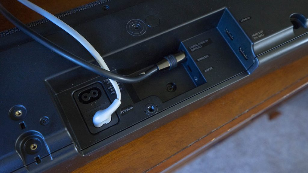 Samsung HWMS650 soundbar