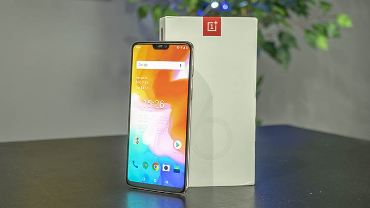 OnePlus 6 Mobile