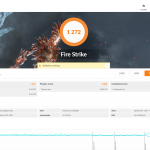 Dell G3 Fire Strike Benchmark