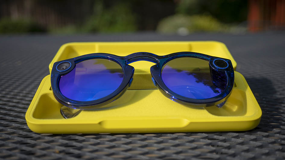 snapchat spectacles 2018