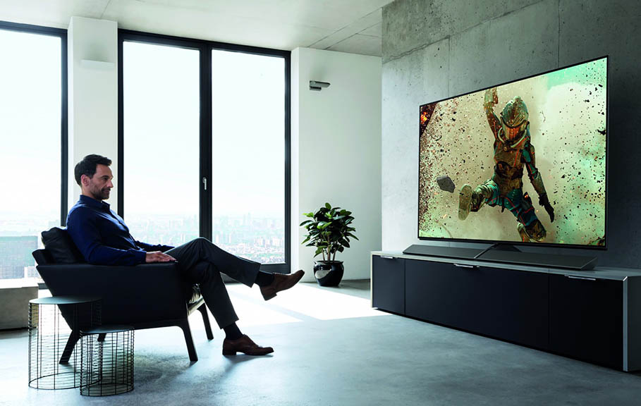 Top Five Best Living Room 4k Hdr Televisions 2018 Technuovocom