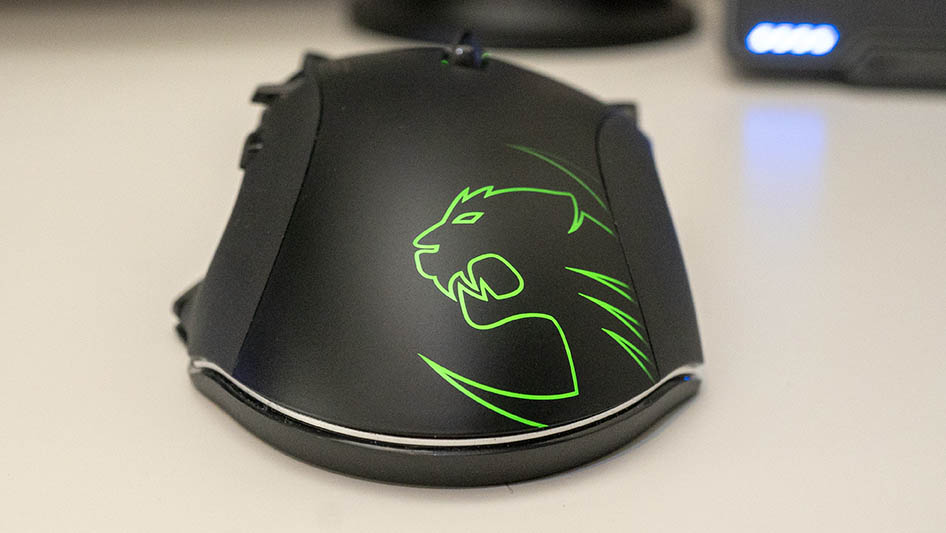 Roccat Leadr Gaming Mouse