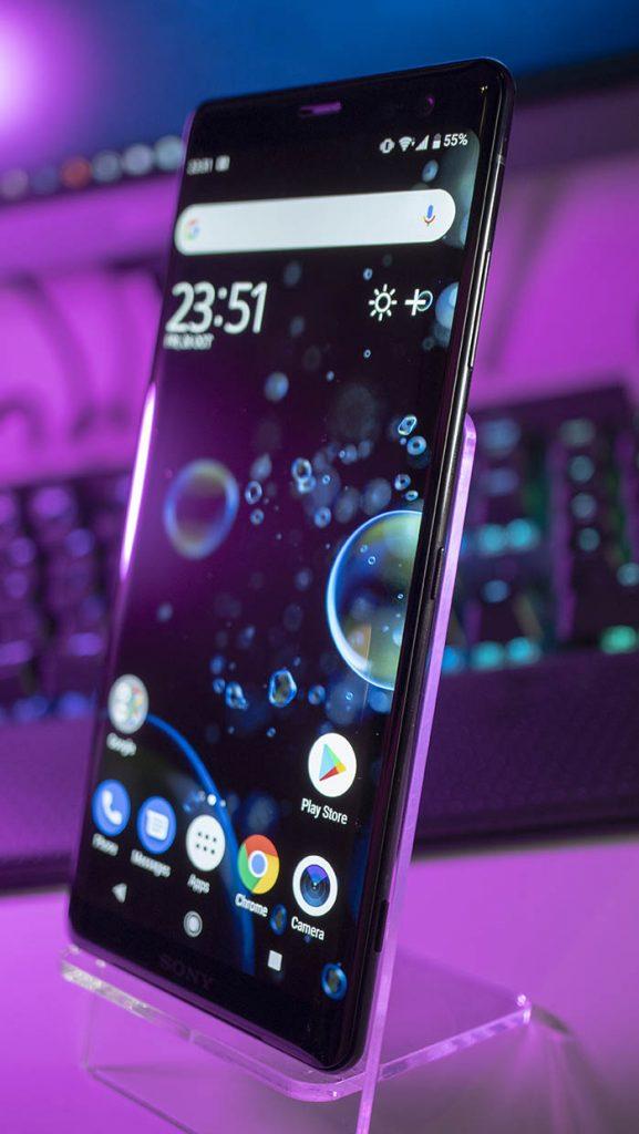 Sony Xperia XZ3 Mobile