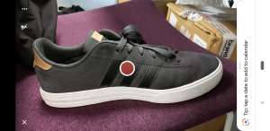 google pixel 3 adidas trainers lens example