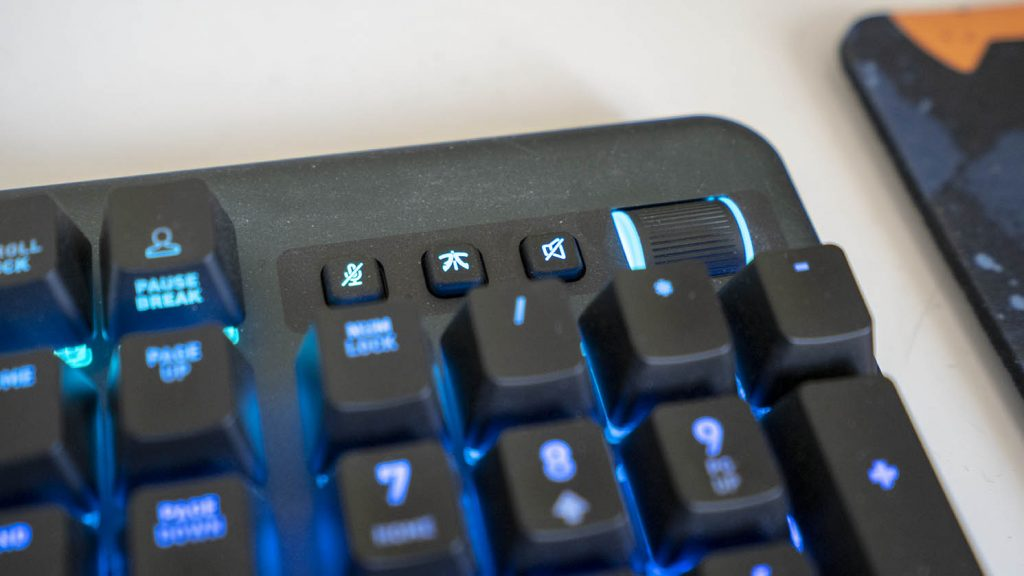 fnatic streak gaming keyboard