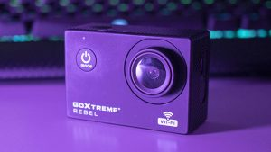 goxtreme rebel action cam