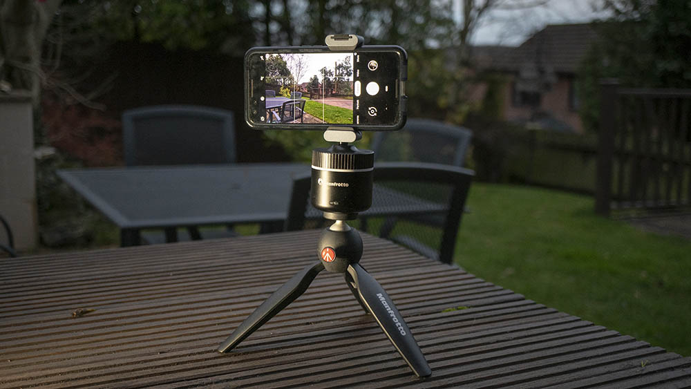 manfrotto pixi pano 360