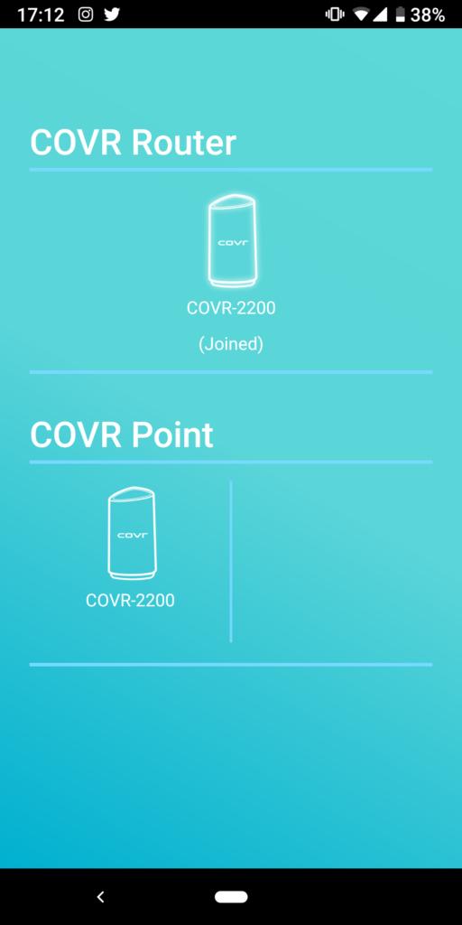 d-link covr mesh network app