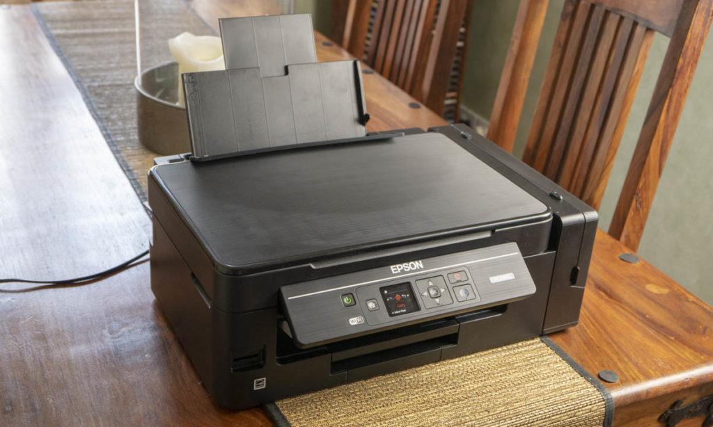 Epson ET-2650 EcoTank Printer Review