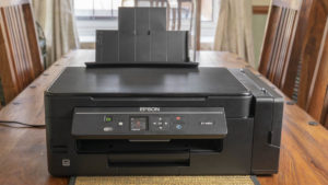 Epson ET-2650 EcoTank Printer Review