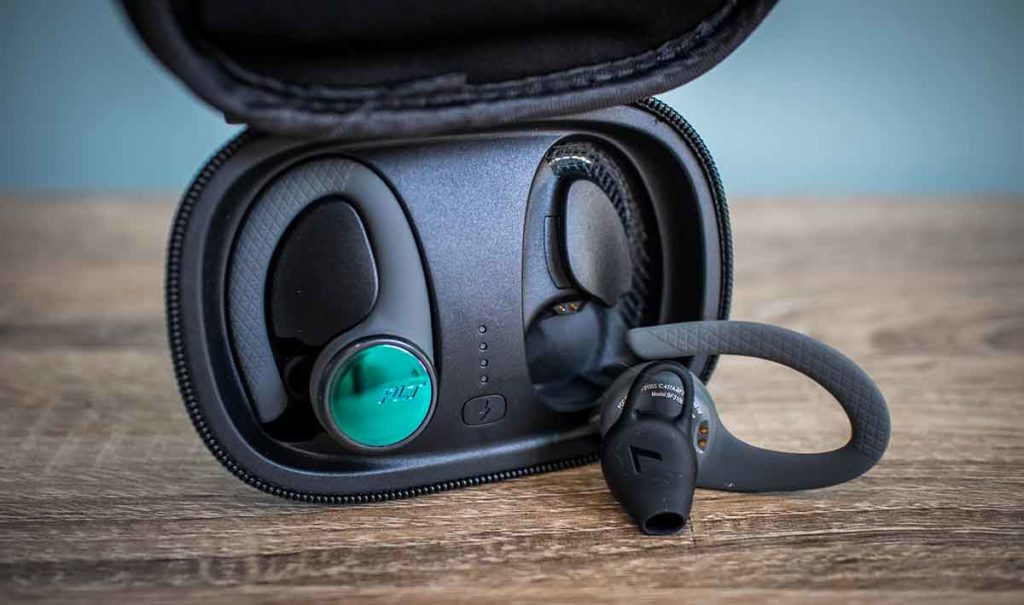 Plantronics BackBeat FIT 3100 Earphone Review | TechNuovo