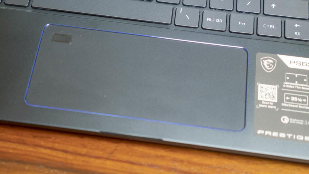 MSI PS63 Modern Laptop
