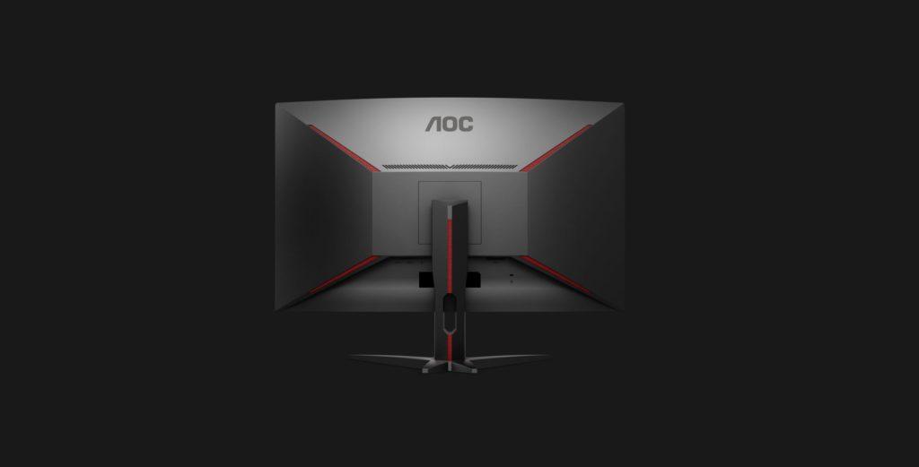 aoc cq32g1 gaming monitor