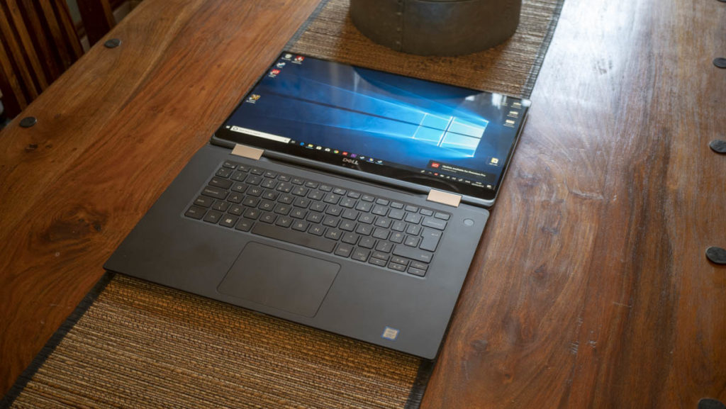 Dell XPS 15 9575 2-In-One Laptop Review | TechNuovo