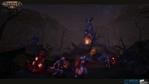 WHO_Screenshot_05_DrakwaldForest_WarriorPriest