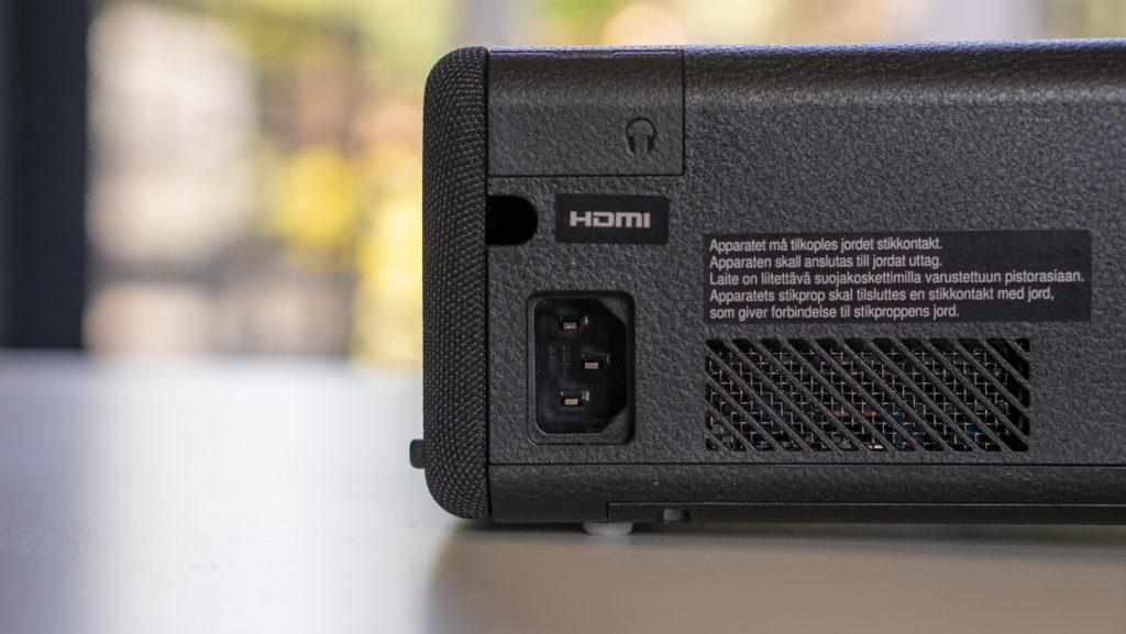 Epson Ef 100b Portable Projector Review Technuovo