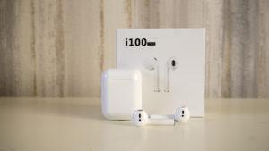 i100 tws wireless headphones 3