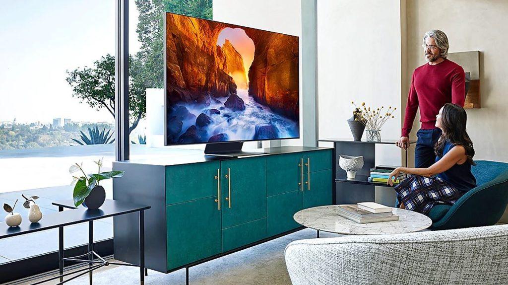 samsung q90r television 1
