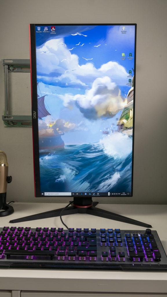 AOC 24G2U Gaming Monitor Review
