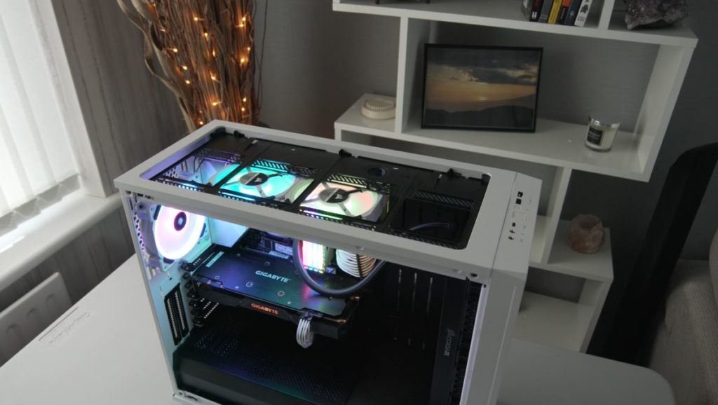 Fractal Design Meshify S2 Pc Case Review Technuovo,Light Purple Nail Designs With Glitter