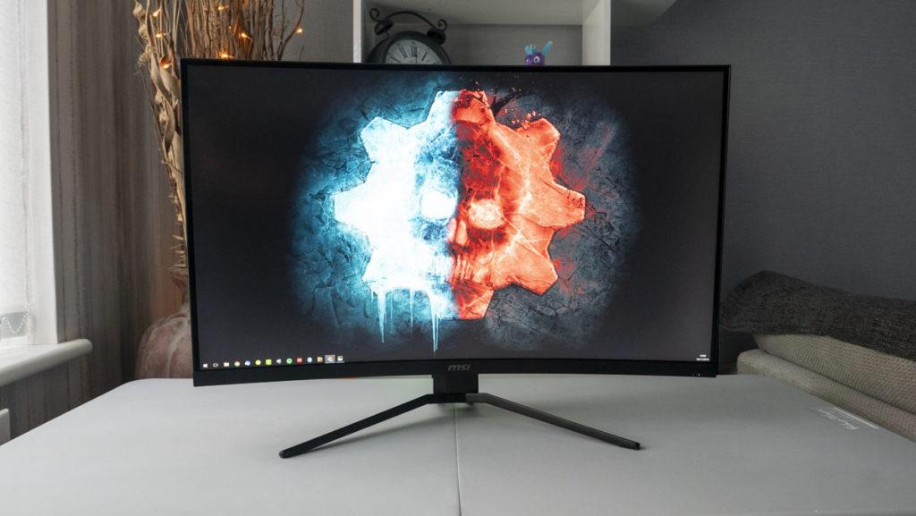 msi mag32curv gaming monitor