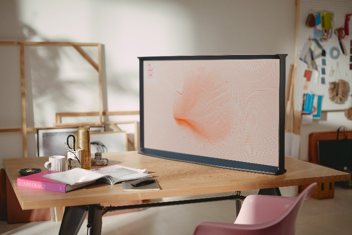 samsung serif television