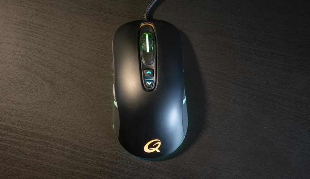 QPad DX-80 Gaming Mouse